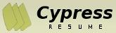 cypressresume